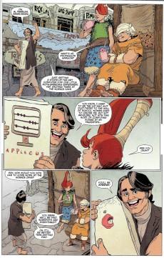 Extrait de Flintstones (The) (2016) -6- The End Of The World As We Know It