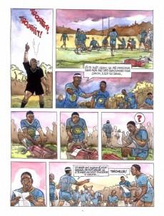 Extrait de Kinshasa Rugby-Club