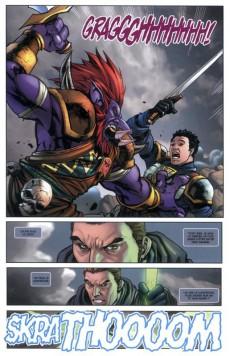 Extrait de Warcraft - Liens fraternels