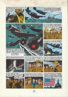 Extrait de Buck Danny -2d1970- Les mystères de Midway