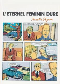 Extrait de Bernard Lermite -4- L'Eternel Féminin dure
