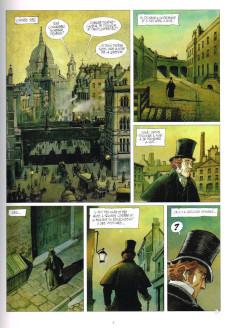 Extrait de Dickens & Dickens -1- Destins croisés