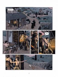 Extrait de Jour J -27- Les Ombres de Constantinople