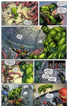 Extrait de Incredible Hulk (The) (Marvel comics - 2000) -INT14- Planet Hulk