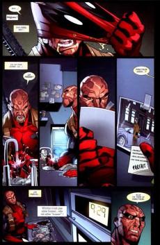 Extrait de Deadpool (Marvel Deluxe) -4- Opération Annihilation