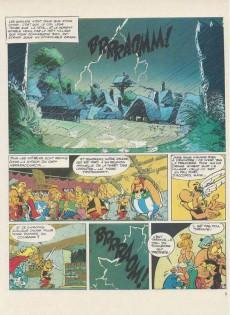 Extrait de Astérix -19a1974- Le devin