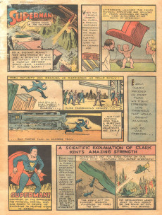 Extrait de Action Comics (1938) -1- Superman, Champion of the Oppressed