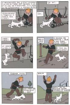 Extrait de Tintin -1Coul- Tintin au pays des Soviets