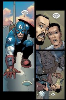 Extrait de The ultimates 2 (Marvel Comics - 2005) -AN01- The Reserves