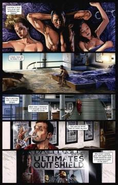 Extrait de The ultimates 2 (Marvel Comics - 2005) -HS- The Ultimates Saga