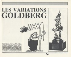 Extrait de Goldberg -INT- 1883/1970