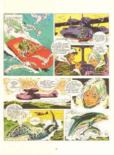 Extrait de Dani Futuro -2'- Le cimetière de l'espace