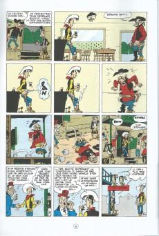 Extrait de Lucky Luke -9Ind- Des rails sur la prairie