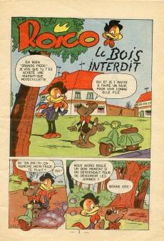 Extrait de Roico -139- Le bois interdit