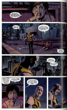 Extrait de Daredevil par Brubaker (Marvel Deluxe) -2- Sans peur