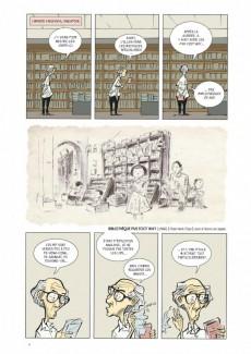 Extrait de Charlie Chan Hock Chye, une vie dessinée