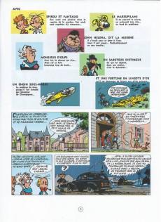 Extrait de Spirou et Fantasio -17h05- Spirou et les hommes-bulles