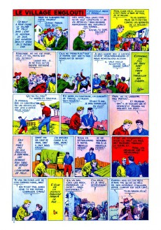 Extrait de Hurrah! (Après-guerre - 2e série) -29- Le village englouti