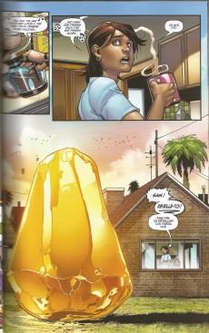Extrait de Nova (Marvel Now!) -4- La Vérité sur les Blacks Nova