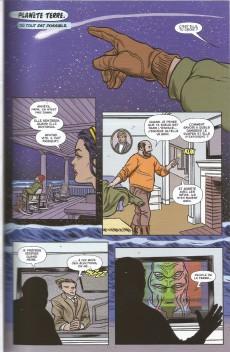 Extrait de Silver Surfer (All-New All-Different Marvel) -1- Citoyen de la Terre