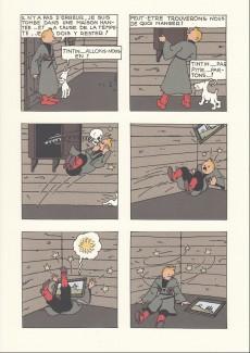 Extrait de Tintin -1TL- Reporter chez les Soviets