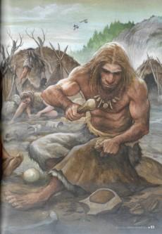 Extrait de (AUT) Roudier - Qui était Néandertal ? L'enquête illustrée