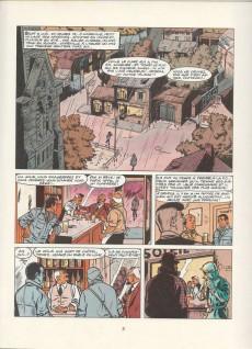 Extrait de Ric Hochet -15a72'- Le monstre de Noireville