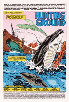Extrait de Namor, The Sub-Mariner (Marvel - 1990) -45- Hunting Ground