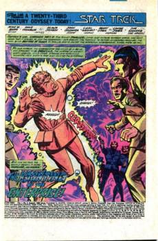 Extrait de Star Trek (1980) (Marvel comics) -5- Dr. McCoy--Killer?