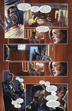 Extrait de Secret war (Marvel comics - 2004) -INT- Secret War