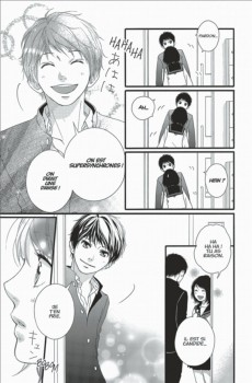 Extrait de Love, be loved, leave, be left -3- Tome 3