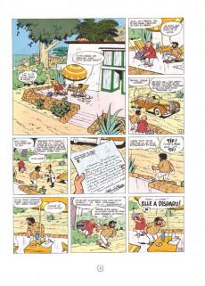Extrait de Tif et Tondu -5b1985/10- Le retour de Choc