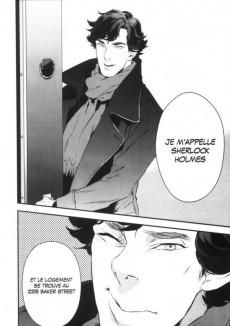 Extrait de Sherlock (Moffat & Jay.) -1- Une étude en rose