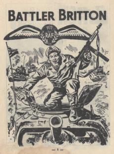 Extrait de Battler Britton -44- Le vantard