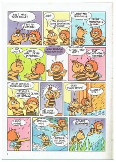 Extrait de Les histoires merveilleuses de Whitman en bandes dessinées -18- Maya l'abeille et Merlin le magicien
