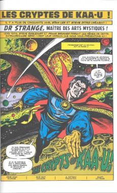 Extrait de Doctor Strange : Une réalité à part