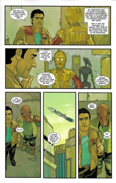 Extrait de Poe Dameron (2016) -10- Book III, Part III : The Gathering Storm