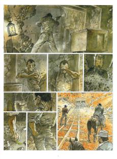 Extrait de Duke (Hermann) -1- La boue et le sang