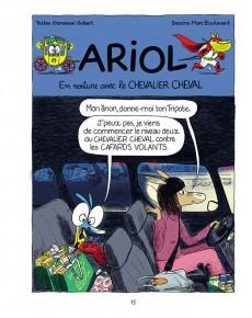 Extrait de Ariol (2e Série) -12- Le coq sportif