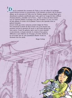 Extrait de Yoko Tsuno (Intégrale) -9- Secrets et maléfices