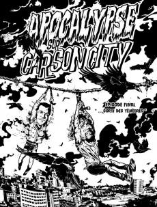 Extrait de Apocalypse sur Carson City -6- Épisode final -