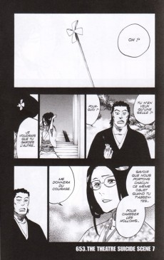 Extrait de Bleach -72- My last words