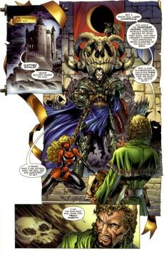 Extrait de Medieval Spawn / Witchblade (1996) -INT- Medieval Spawn / Witchblade