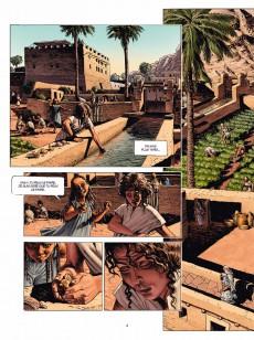 Extrait de L'histoire secrète -34- Messie Noir