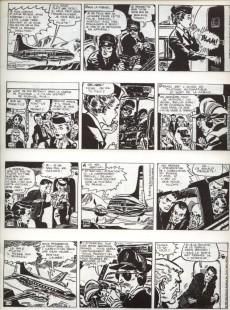 Extrait de Johnny Hazard -2- Bandes quotidiennes 1961