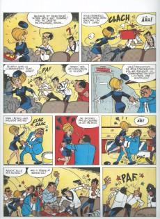 Extrait de Natacha (la Collection Hachette) -1Test- Natacha hôtesse de l'air