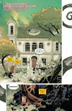 Extrait de Doctor Strange Vol.4 (Marvel comics - 2015) -INT02- The Last Days of Magic