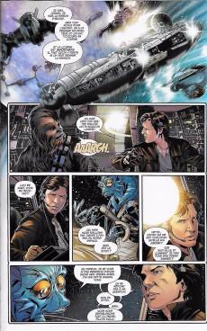 Extrait de Star Wars - Han Solo - La Course du Vide du Dragon