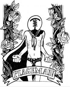 Extrait de Plageman - Tome INT