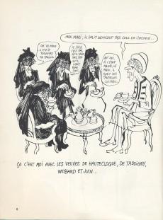 Extrait de Madame Pompidou (Les aventures de) - Les aventures de Madame Pompidou